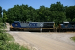 CSXT Train W50205